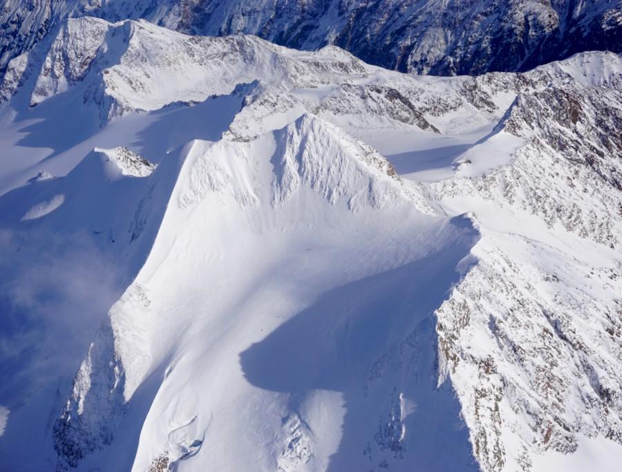 Luftbilder Stubai – Arlberg