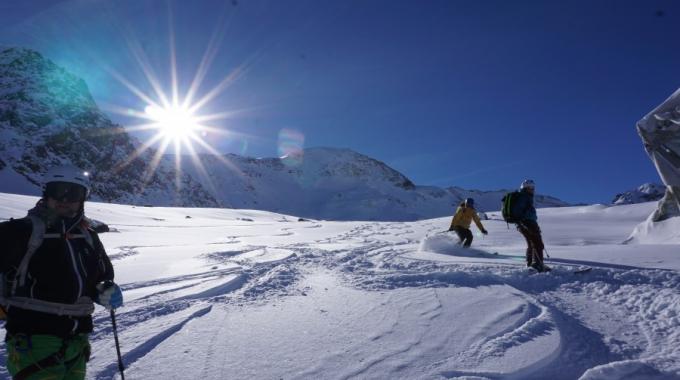 Stubai-Arlberg Finnen !