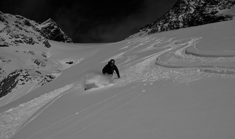 Freeride in Tirol !