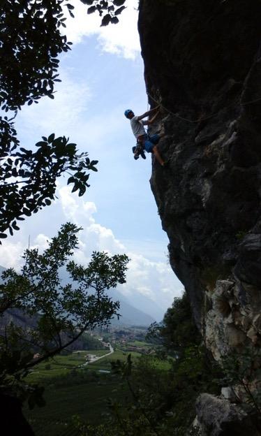 Klettern in Arco !