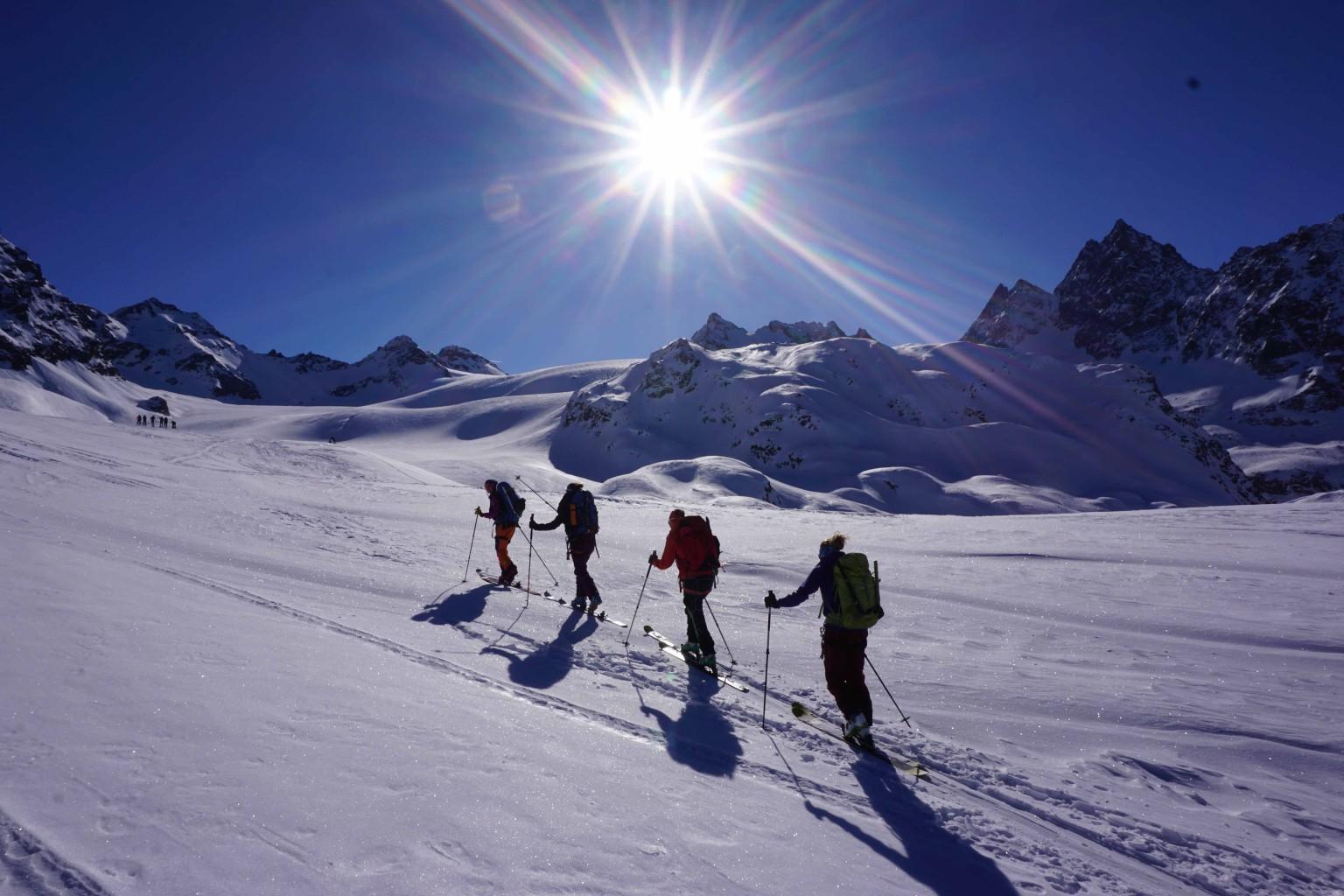 Ötztaler Skitourenwoche