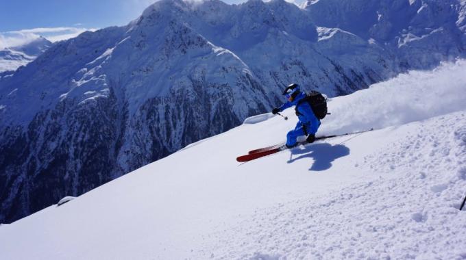 Trans Tirol Freeridetour