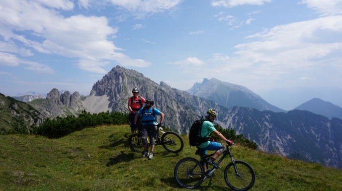 Trail Day mit Guidefinder