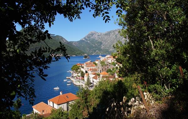 Wandern Montenegro