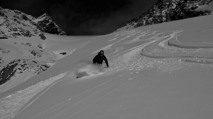 Freeride in Tirol !