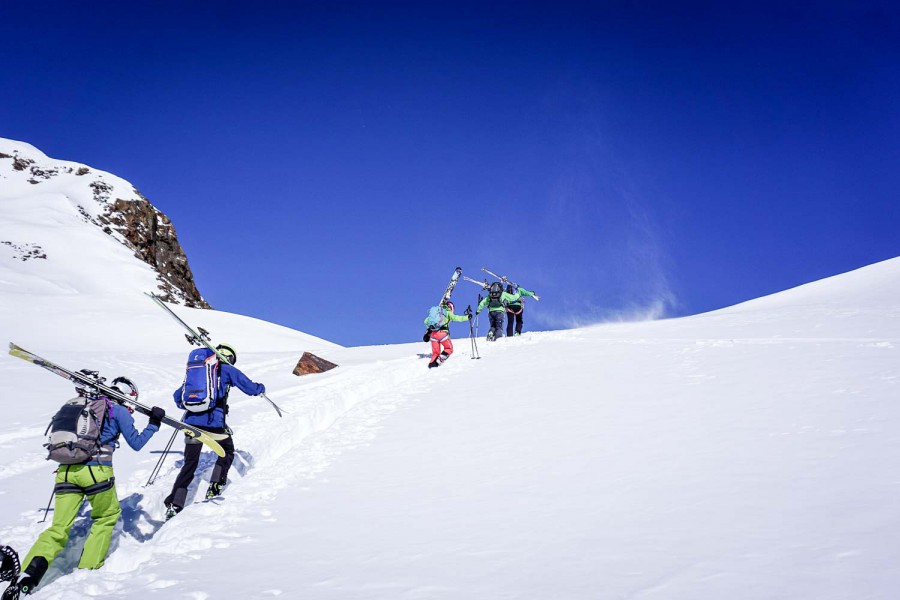 Stubai-Arlberg Freeridetour
